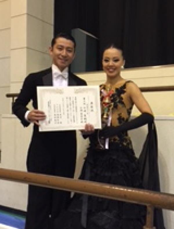 2015 奈良ライジング スターズ ダンス競技大会 小﨑組 昇級決定!サムネイル